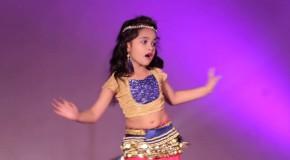 Восточные танцы для детей! Открывается 4 февраля 2018!